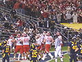 Kendrick Moeai scores TD at 2009 Poinsettia Bowl.JPG
