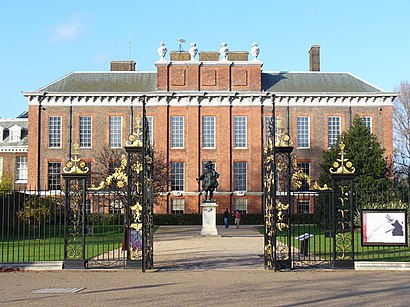 How to get to Kensington Palace with public transport- About the place