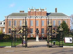 Kensington Palace compound