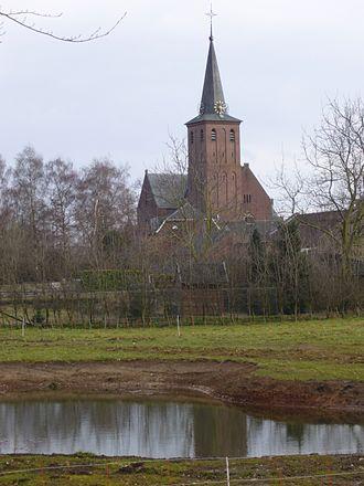 Meerlo - RK Kerk Sint Johannes de Doper Meerlo