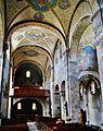 Kerkrade Abteikirche Rolduc Innen Langhaus West 1.jpg
