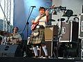 Kermesz Karpackich Smaków 2009 Sanok Mrzyglod DONEGAL – muzyka celtycka.JPG
