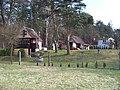 Kersko, staré koryto Labe, chaty, pohled od Labe.jpg