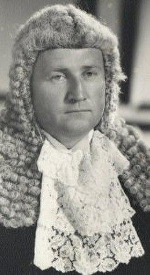 Tasmanian state election, 1969 - Image: Kevin Lyons