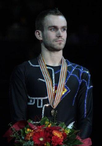 Kevin van der Perren - Kevin van der Perren in 2009.