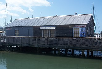Thompson Fish House, Turtle Cannery and Kraals - Image: Key West FL HD Thompson Fish House Turtle Museum 01