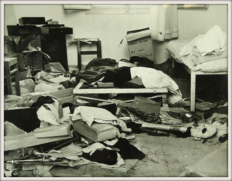 Kibutz Yagur after the Black Shabath (Operation Agatha) H ih 040