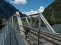 Kieswerk Kalkfabrik Netstal Eisenbahnbrücke über die Linth, Netstal GL 20180815-jag9889.jpg