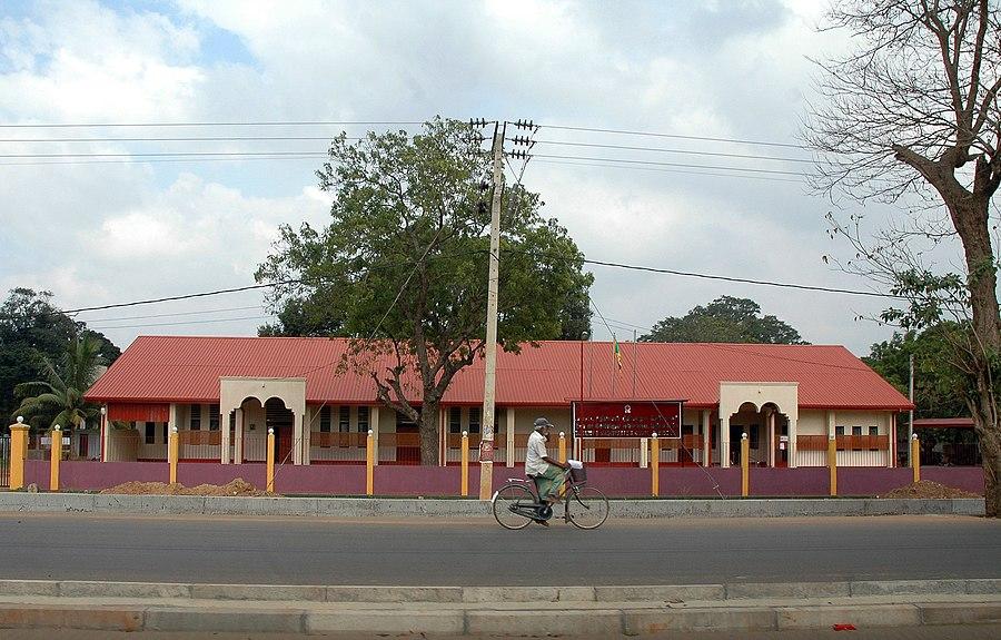 Kilinochchi District