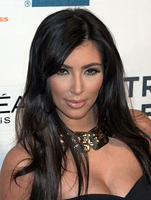 Kim Kardashian at the 2009 Tribeca Film Festival.jpg