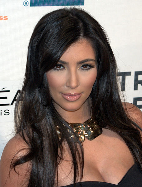 File:Kim Kardashian at the 2009 Tribeca Film Festival.jpg