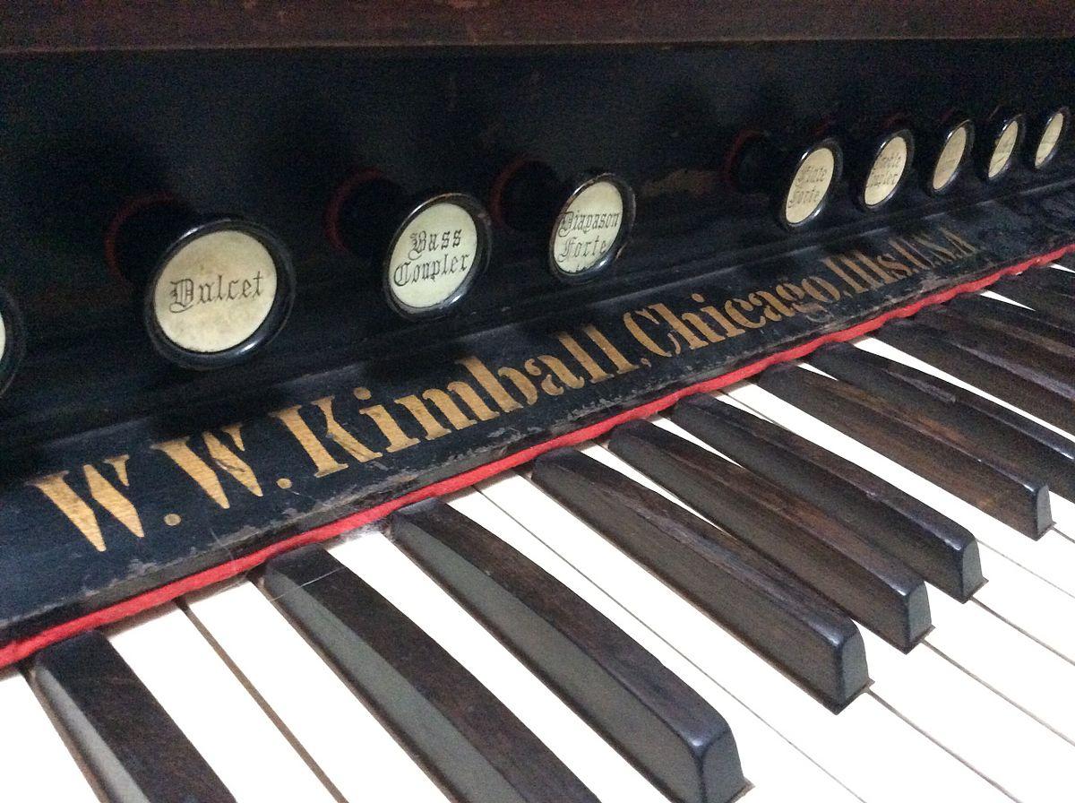 Kimball Organ Serial Numbers