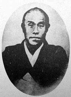 Japanese politician-businessman