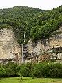 Kinchkha Waterfall Okatse Waterfall Natural Monument.jpg