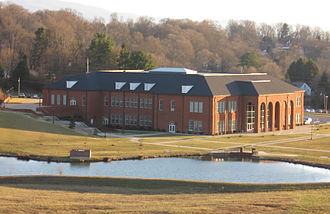 King University - The new Student Center at King University