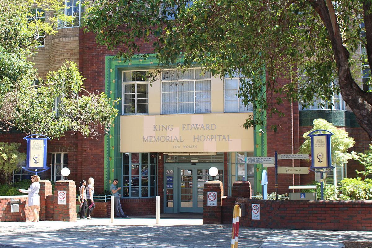 King Edward Memorial Hospital for Women - Wikipedia