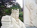 King John Statue, Egham - geograph.org.uk - 1499910.jpg