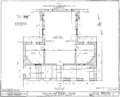 King William County Courthouse, King William, Virginia layout.png