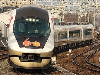 Kintetsu Railway - Image: Kintetsu 21020