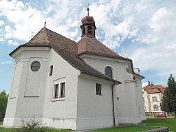 Kirche Bahnhofstraße