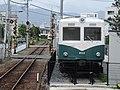 Kishu Railway Kiha 603 preserved at Kii-Gobo Station 02.jpg
