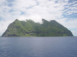 Volcano Islands - Image: Kita ioto