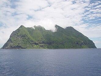 Volcano Islands - Image: Kita ioto