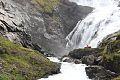 Kjosfossen waterfalls in Norway.jpg