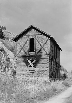 Kluge House - Kluge House in July 1965