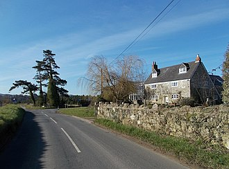 Knighton, Isle of Wight - Griggs Farm, Knighton