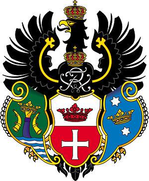 Königsberg - Coat of arms of Königsberg