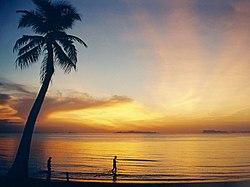 beach on Ko Samui Thailand