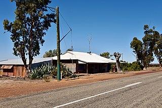 Kondut, Western Australia Town in Western Australia