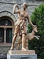 Konopiště - socha Artemis.jpg