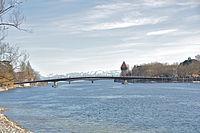 Konstanz Rheinbrücke Rad- und Gehwegbrücke.JPG