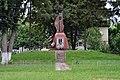 Kopachivka Rozhyshchenskyi Volynska-monument to the countryman-general view.jpg
