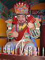 Korea-Busan-Beomeosa 6219-07 Guardian of the East.JPG