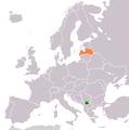 Kosovo Latvia Locator.png