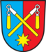 Kozmice (Benešov District) CoA.png