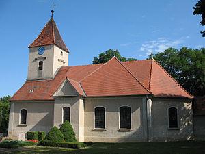 Kloster Lehnin - Image: Krahne church