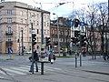 Krakov, Kazimierz, ulice Starowiślna.JPG
