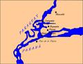 Krigsteater trippelalliansekrigen paraguay parana elvene.png