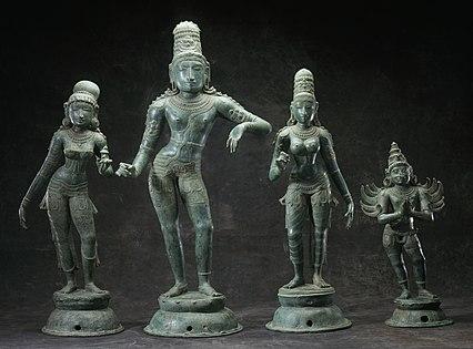 Krishna Rukmini Satyabhama Garuda