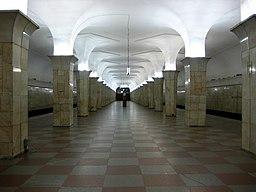 Kropotkinskaya stantion