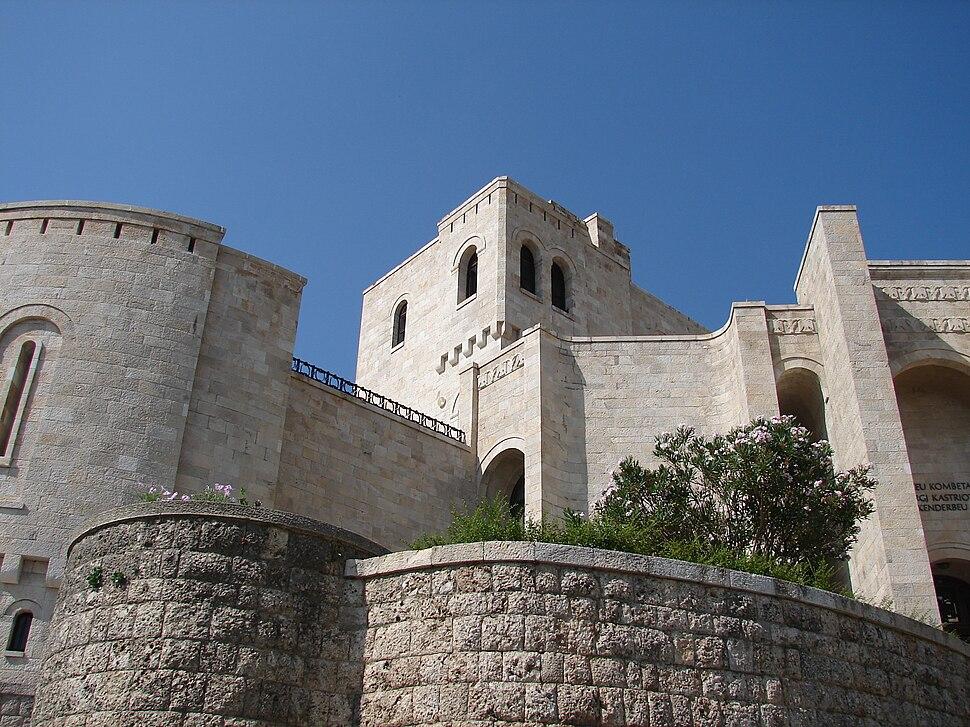 Kruja Skanderbeg Museum DSC01309