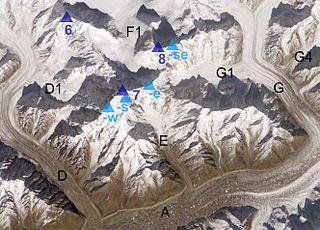 Khunyang Chhish mountain