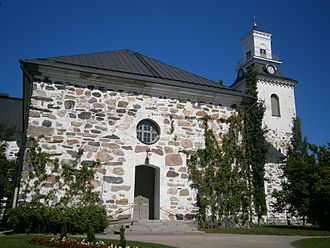 Diocese of Kuopio - Image: Kuopio, Kuopio Cathedral