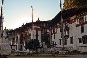 Kurjey Lhakhang - Kurjey Lhakhang Monastery