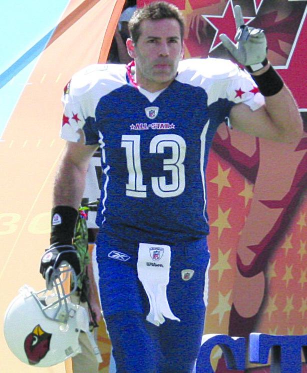 Kurt Warner (2009 Pro Bowl)