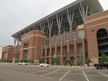 Kyle Field - Wikipedia on target field map, coca-cola field map, lp field map, centurylink field map, fedex field map, durham bulls athletic park map, lincoln financial field map, progressive field map, hometown kyle map, soldier field map, victory field map, kyle zoning map, sports authority field at mile high map, ford center map, tropicana field map, faurot field map, cashman field map, u.s. cellular field map, parkview field map,
